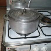 clean pan