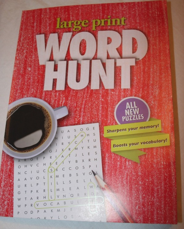Word search for recovery