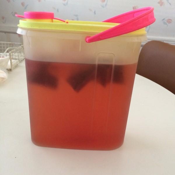 how to make refrigerator tea