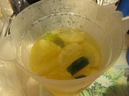 Fresh Fruit Infused Water