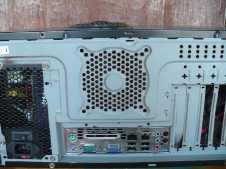 Cleaning a Desktop Computer