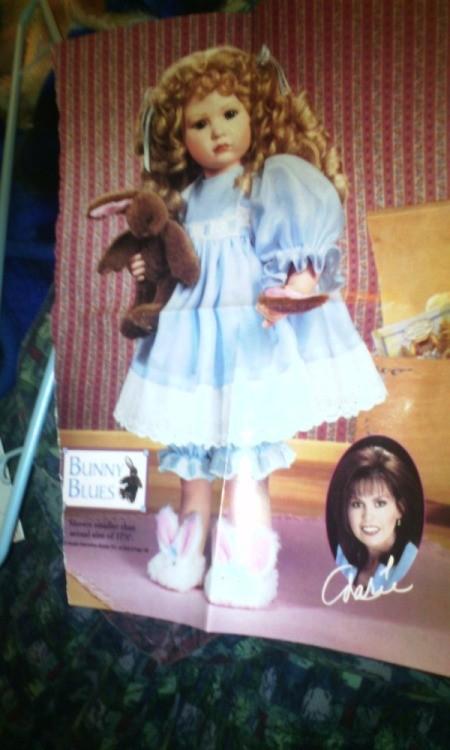 Value of Marie Osmond Porcelain Doll