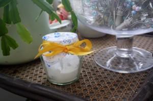 Natural Air Freshener - completed jar