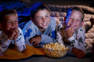 Sleepover Party Ideas for Boys