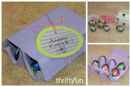 Cadbury Egg Carton Gift