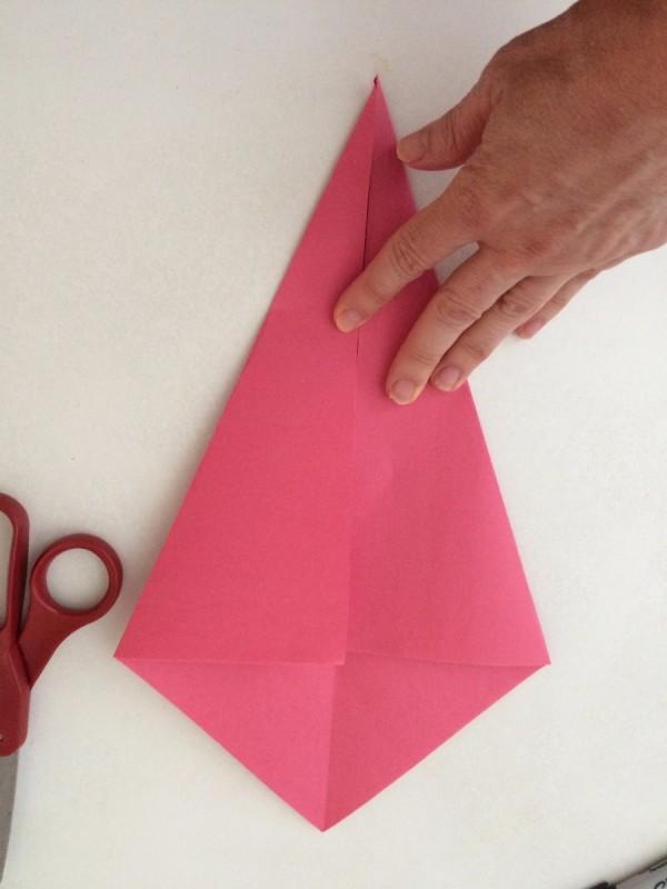Making A Paper Fish Thriftyfun