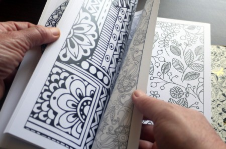 Book Page Art