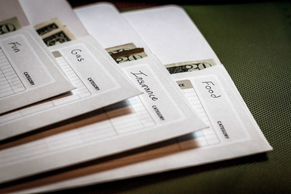 create a budget with the envelope system thriftyfun
