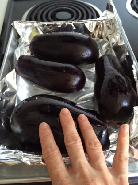 Healthy Stuffed Eggplant