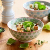 Cream of Brussels Sprout Soup