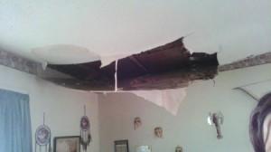 falling ceiling