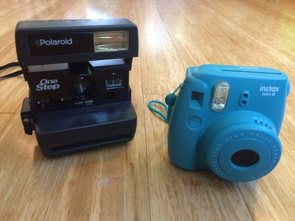 Fujifilm Instax Instant Mini 8 Camera