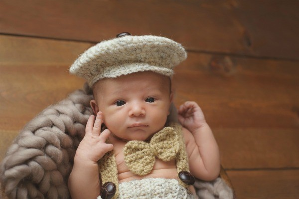 Knitted Newsboy Cap Pattern Thriftyfun
