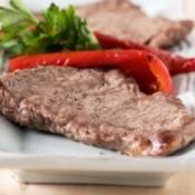 Game Meat Steaks