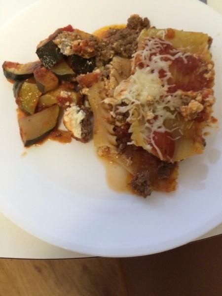 Skillet Lasagne