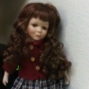 Value of J. Miss School Girl Porcelain Doll