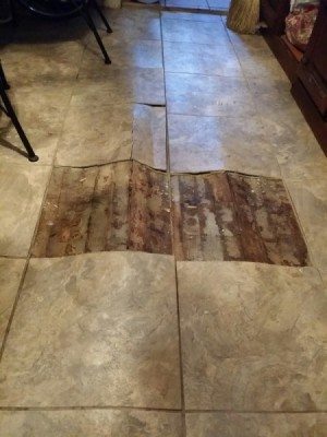 Filing a Floor Repair Complaint