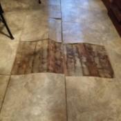 Filing a Floor Repair Complaint