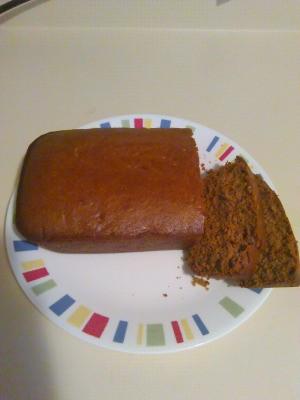 WWI Spice Cake