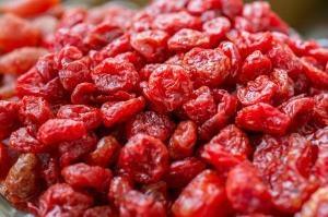 Making Cherry Cobbler Using Dried Cherries