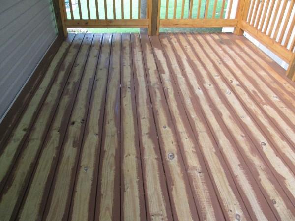 Wood Floor Stain Colors