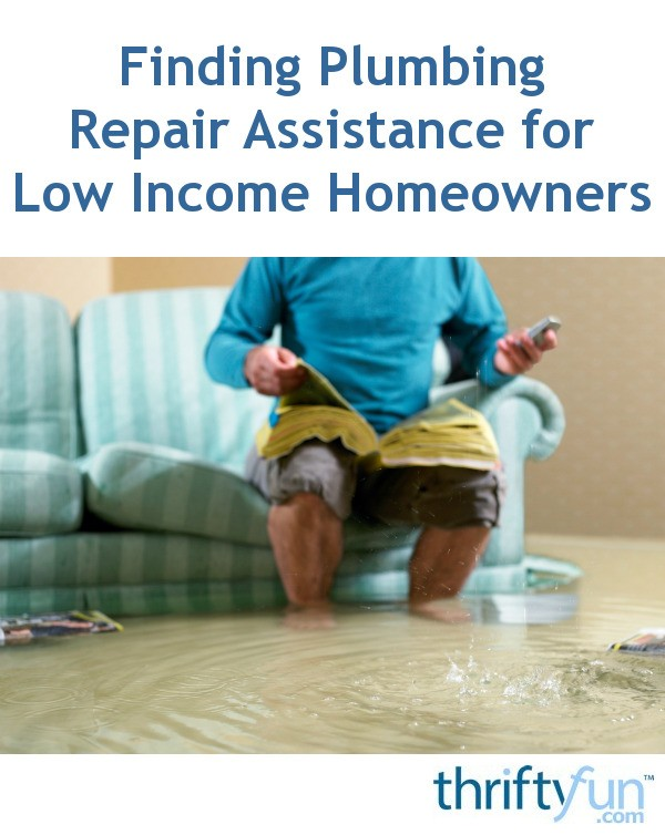 Finding Plumbing Repair Assistance for Low Income Homeowners ...