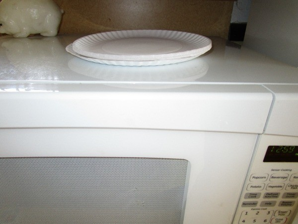 Paper Plates as Microwave Helper & Uses for Paper Plates | ThriftyFun