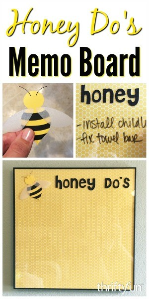 making a honey