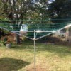 Breezecatcher Rotary Clothesline