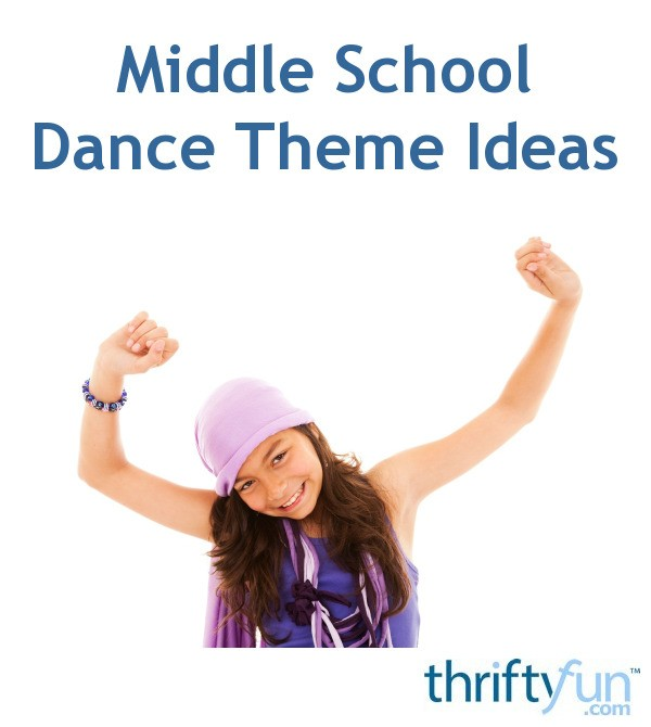 school dances themes
