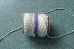 Keeping a Ball of Twine from Unwinding