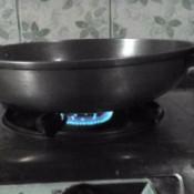Reduce Heat when Frying