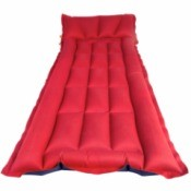 red air mattress
