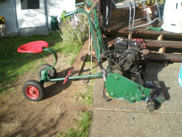 Finding The Value Of Antique Lawn Mowers Thriftyfun