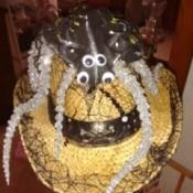 spider cowboy hat