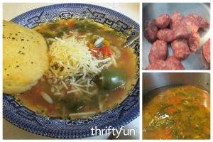 Sausage Soup Recipes