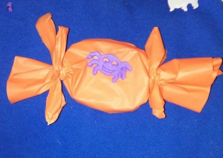 Halloween Candy Craft