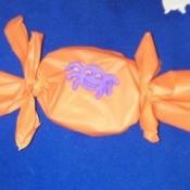 Halloween Candy Craft