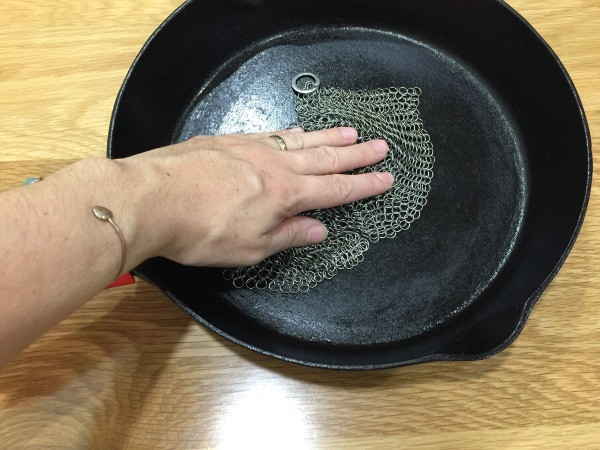 Product Review: The Ringer Cast Iron Cleaner