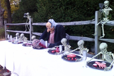 Skeleton Banquet