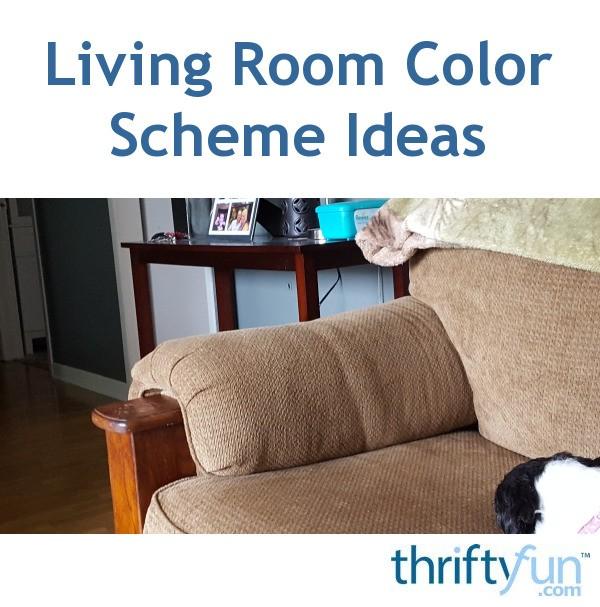Living Room Color Scheme Ideas Thriftyfun