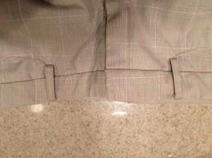 Fixing Too Big Pants