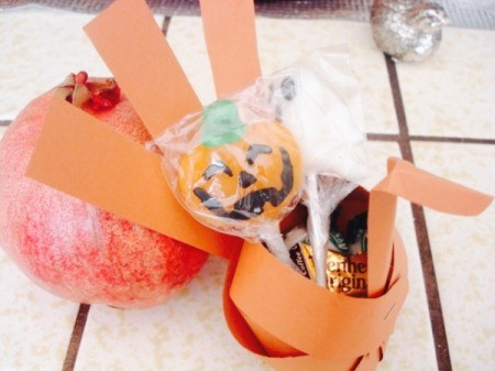 DIY Halloween and Thanksgiving Treat Containers