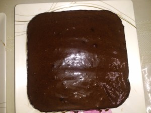 Easy Steamed Chocolate Cake