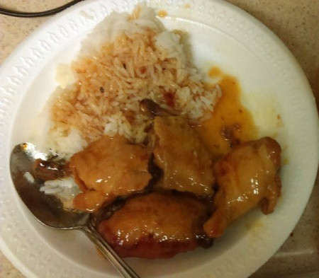 Spicy Sweet and Sour Chicken