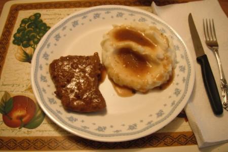 Gluten Free Country Style Steak