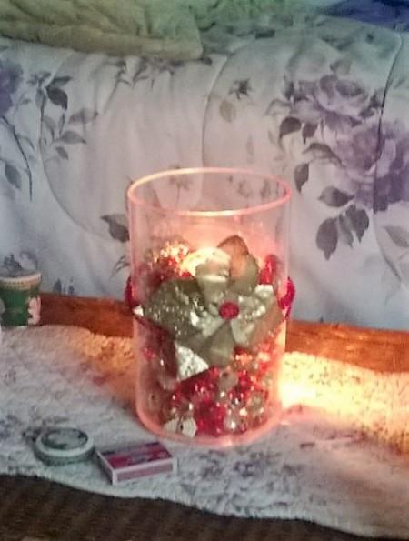 Seasonal Vase Decorations
