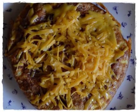 Not-So Spanish Omelet