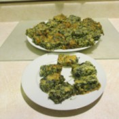 Spinach & Cheese Appetizers