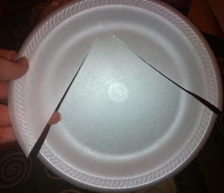 Slice of Pumpkin Pie Craft